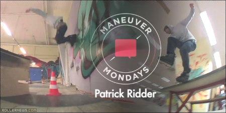Valo Maneuver Mondays with Patrick Ridder
