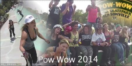 Bladies Trip to the Pow-wow 2014