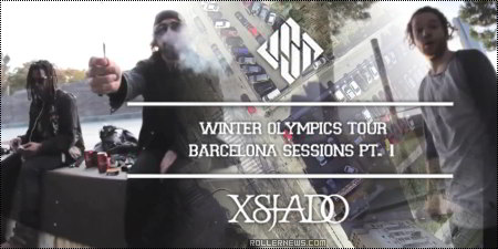 Winter Olympics Tour: Barcelona Sessions Pt.1