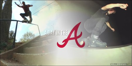 A Day In The A: Short Edits by Chris Smith