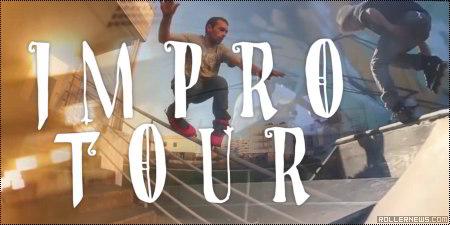 Impro Tour 2014: Strasbourg Edit by Salim Sikha