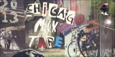 The Chicago Mixtape by Doug Sharley