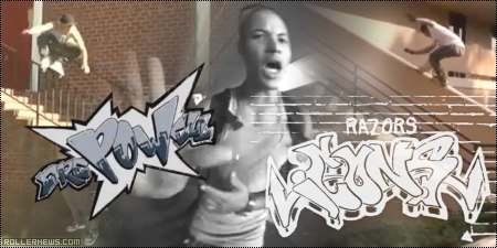 Dre Powell: Razors Icons Section (2007)