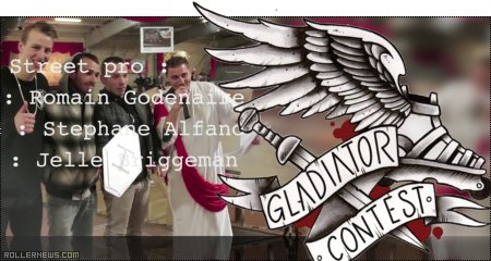 Gladiator Contest 2014 (France): Official Edit