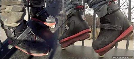 Daniel Irizarry: Skating the Kore Skates Prototypes