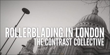 The Contrast Collective: Rollerblading in London