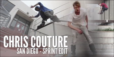 Chris Couture: San Diego, Spring 2014 Edit