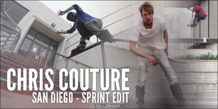 Chris Couture: San Diego, Spring 2014 Edit