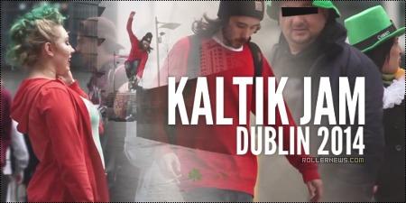 Kaltik Jam Dublin 2014 (Ireland)