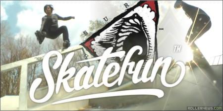 Matheuz Kowalski (Poland): Surf City South, Park Edit