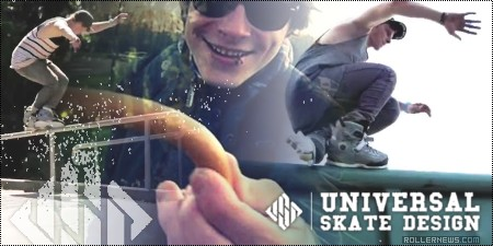 Dave Mutschall: (USD Germany): Edit by Patrick Piesik