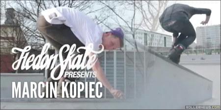 Hedonskate introduces Marcin Kopiec (Poland)