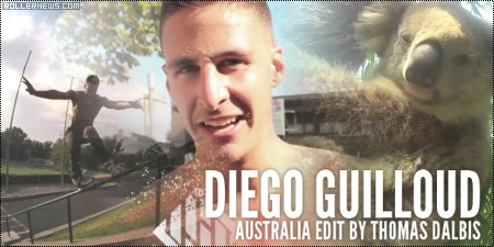 Diego Guilloud: Australia Edit by Thomas Dalbis