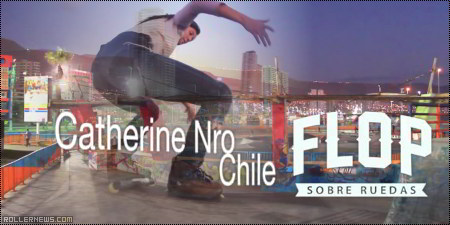 Catherine Nro (Chile): 2014 Edit by Alexi Ledesma