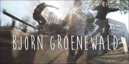 Bjorn Groenewald (DE): 2013/14 Edit by Philipp Czaika
