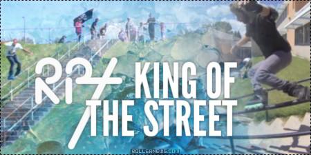 King of the Street 2013 (Calgary, Canada)