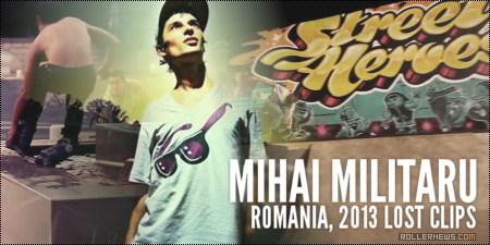 Mihai Militaru (Romania): Lost and Found, 2013 Clips