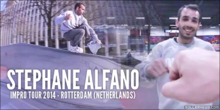 Stephane Alfano: Disaster Edit, Rotterdam (2014)
