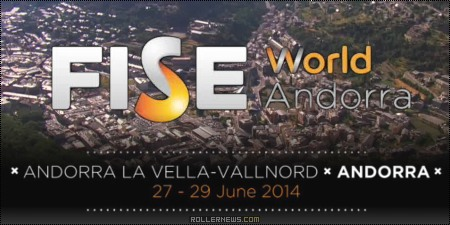 FISE World Andorra 2014: Teaser
