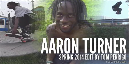 Aaron Turner: Spring 2014, Edit by Tom Perrigo