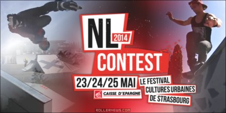 NL Contest 2014 (Strasbourg, France): May 23-25