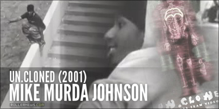 Mike Murda Johnson: Uncloned Section (2001)