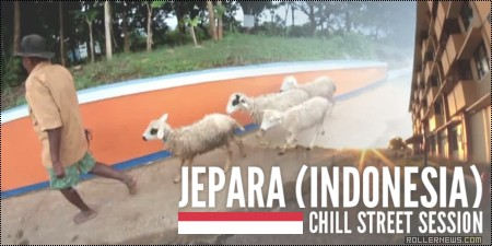Chill Street Session in Jepara (Indonesia)