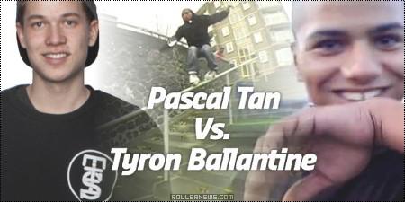 Ouwe Mannen (2009): Tyron Ballantine VS Pascal Tan