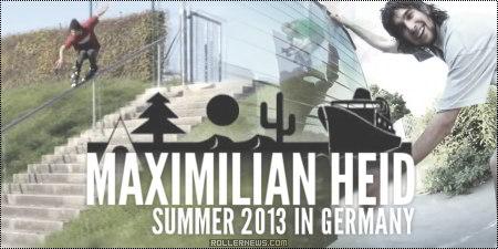 Maximilian Heid: Summerblade 2013 (Germany)