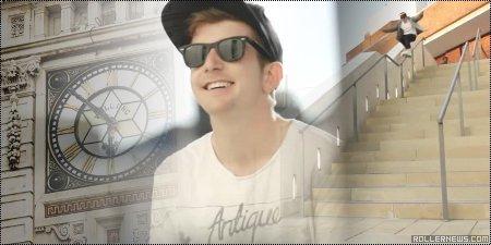 Dan Collins: Locoskates + Antique 2014 Edit