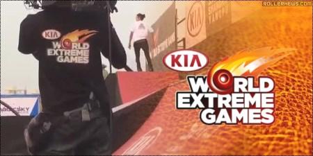 KIA World Extreme Games 2014: Street Raw Clips