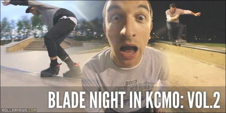 Blade Night in KCMO by Duncan Burnett: Vol.2