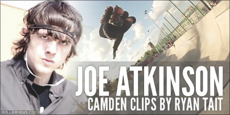 Joe Atkinson: Camden Clips by Ryan Tait