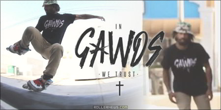 Gawds: one trick with Franky Morales