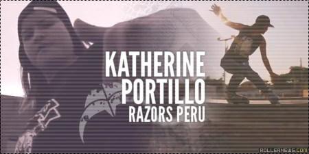 Katherine Portillo (Razors, Peru): 2014 Summer Profile