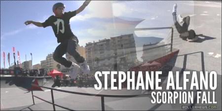 Stephane Alfano (France): Huge Scorpion Fall