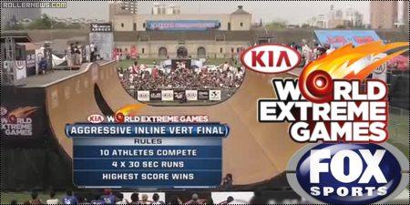 KIA World Extreme Games 2014: Vert Finals
