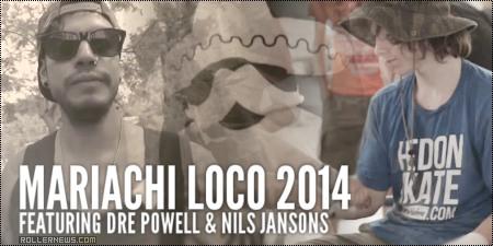 Mariachi Loco 2014 (Mexico) featuring Nils Jansons & Dre Powell