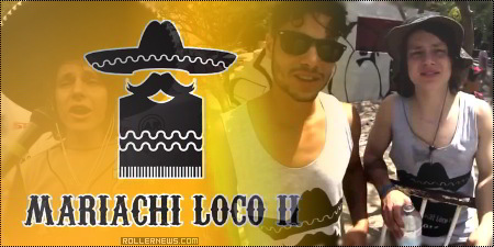 Mariachi Loco 2014 (Mexico): Official Edit feat. Dre Powell & Nils Jansons