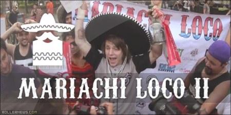 Mariachi Loco 2014 (Mexico) Feat. Nils Jansons: 2nd Edit by Raul Chew