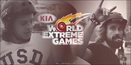 KIA World Extreme Games 2014: Street highlights