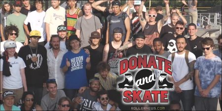 Donate and Skate 2014: Edit by Kristian Payne
