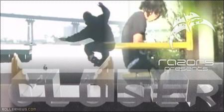 Brian Shima: Closer (2003), Razors Team Video by Beau Cottington