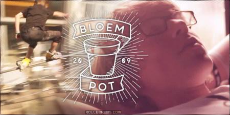 Gilles Buelens (Belgium): Spring 2014, Bloempot Edit
