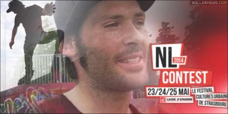 Jon Matter: NL Contest 2014 (May 23-25, Strasbourg France): Promo Edit