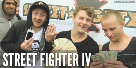 Street Fighter 2014 (Minnesota): Results + Clips
