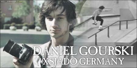 Daniel Gourski (Xsjado Germany): Park Session