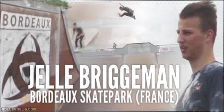 Jelle Briggeman: Bordeaux Park (France), Edit