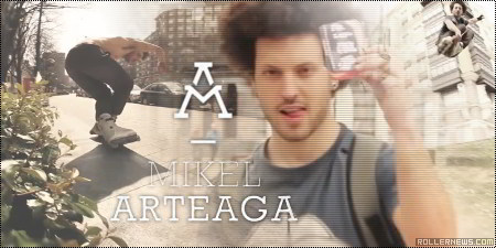 Mikel Arteaga (Spain):  On6Side, Spring 2014 Edit