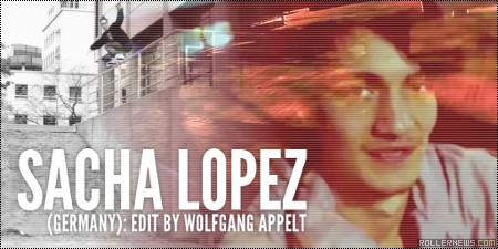 Sacha Lopez (Germany): 2014 Edit by Wolfgang Appelt